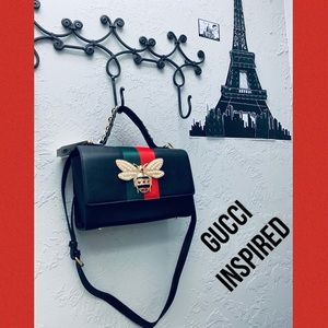 Gorgeously inspired purse